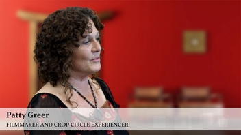 Patty Greer Deciphers Crop Circle Spin 1495652